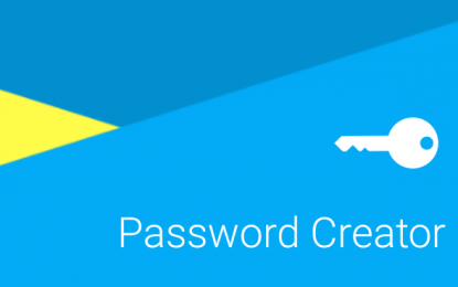 Password Creator, crea contraseñas seguras y faciles de recordar
