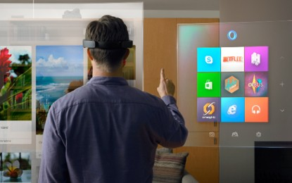 Windows Holographic, el futuro de Microsoft son los hologramas