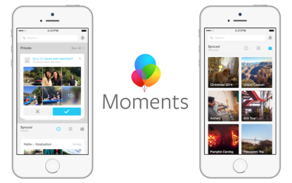 FACEBOOK LANZA MOMENTS EN MÉXICO