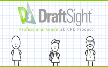 Conoce DraftSight una alternativa a AutoCad