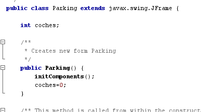 java VARIABLES GLOBALES 6
