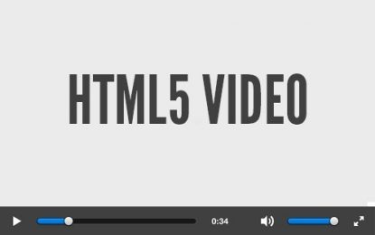 ¿Cómo Crear videos HTML5 con EASY HTML5 Video?