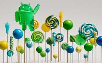 Ya llegó Android 5.0 y se llama Lollipop