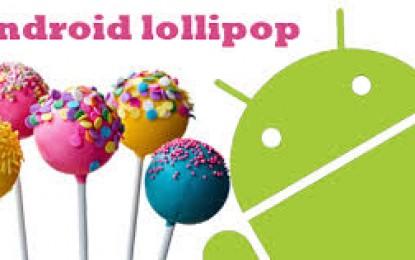 Se ha liberado ya el código fuente de Android 5.0 Lollipop