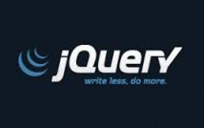 jQuery adopta versiones de  semántica