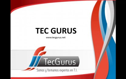 ¿Qué es Tec Gurus?