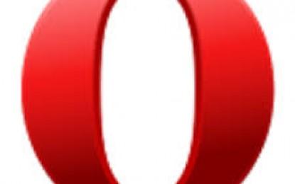Opera mini lanza una nueva versión para Android