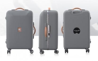 Delsey: una maleta inteligente que carga tu móvil y se pesa a sí misma