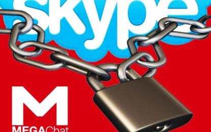 Kim Dotcom lanza MegaChat competencia de Skype