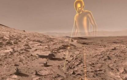 Exploradores virtuales hacen un viaje a marte