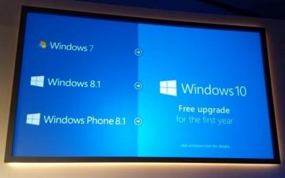 Las novedades más importantes de Windows 10
