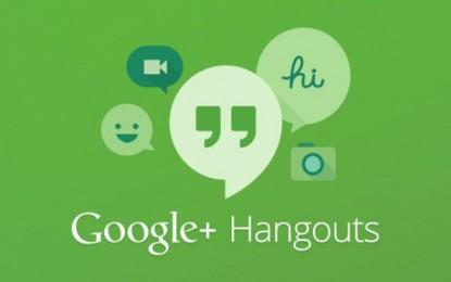 Tus conversaciones pueden ser interceptadas: Google Hangouts no usa cifrado end-to-end