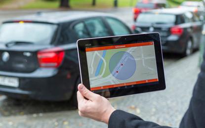 Aplicaciones para encontrar en dónde estacionarse