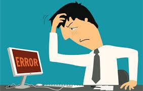 error programamcion