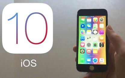 iOS 10 conoce las nuevas novedades