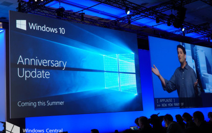 Windows 10 Anniversary Update ya estara disponible