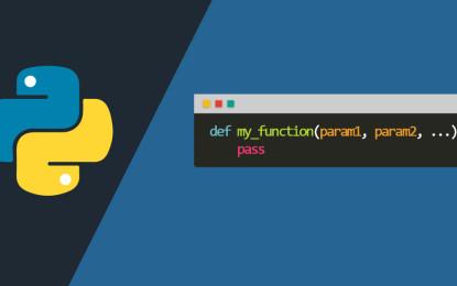 Lo esencial que debes saber sobre Python (tercera parte)