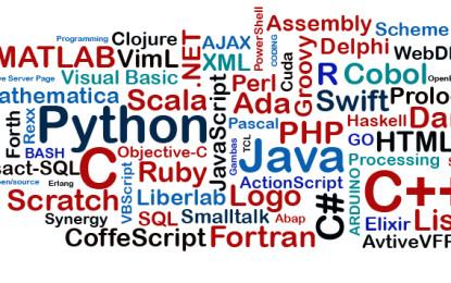 ¿Qué lenguaje de programación aprendo primero?