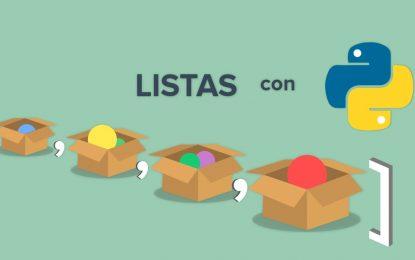 Como optimizar operaciones de listas en Python
