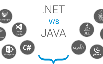 Java vs .NET