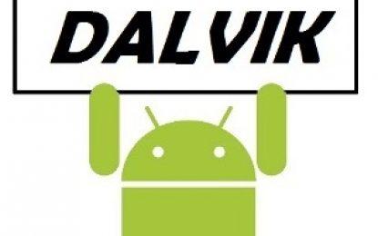 ¿Qué es Dalvik? (Android)