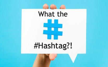 ¿Cómo usar etiquetas o hashtags en Redes Sociales?