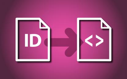 ¿Como Convertir Archivos Desde InDesign a HTML?