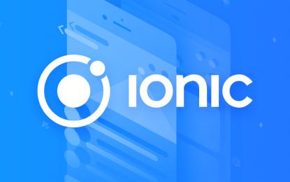Iniciando con Ionic Framework