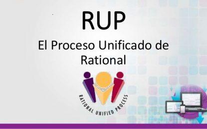 ¿Que Es El Proceso Unificado de Rational (RUP)?