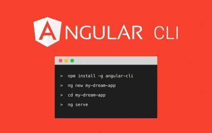 ¿Qué es Angular CLI y para que Sirve?