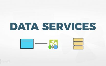 Ejemplos de Batch Jobs (Data Services)