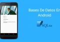 SQLite para Android