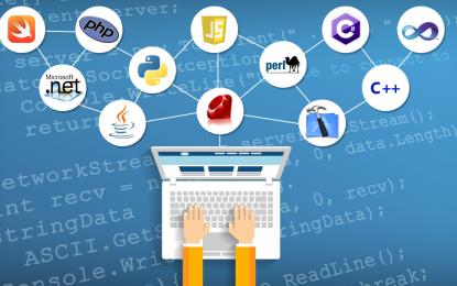 Lenguajes de Programación Populares entre Desarrolladores