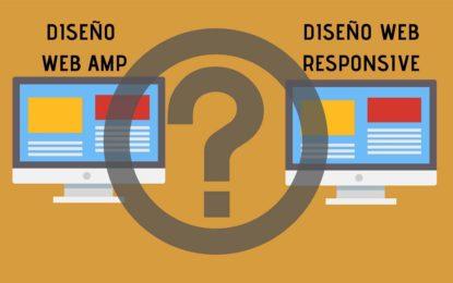 Diseño web AMP