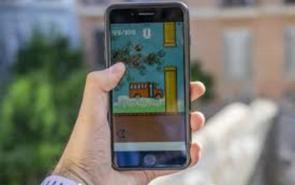 Flappy Bird ahora en battle royal para IOS o Android