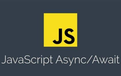 JavaScript Await Async