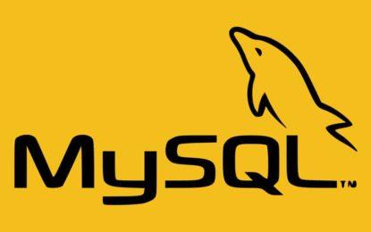 Buenas prácticas de base de datos MySQL 5.7