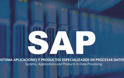 Activa la pestaña Retail en la orden de compras (atajo en SAP)