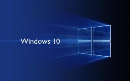 Nuevos cambios en la interfaz de Windows 10